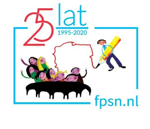 Logo FPSN 25 Jaar