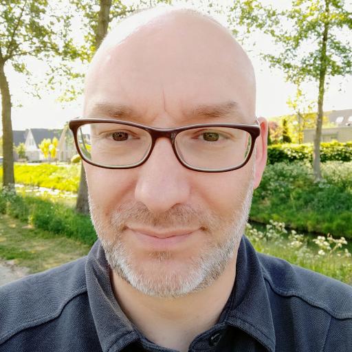 Webmaster Maikel Verouden